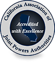 California Association of Joint Powers Authorities - Accredited with Excellence